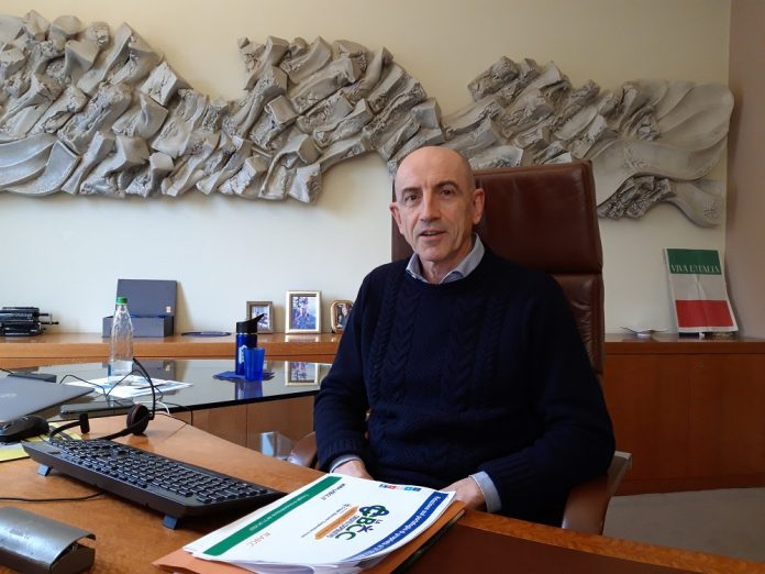 Gianluca Ceroni (direttore La Bcc)