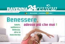La copertina del nuovo Ravenna24Review
