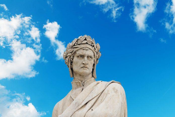 Dante Alighieri (foto di Gabriele Maltinti - Shutterstock.com)