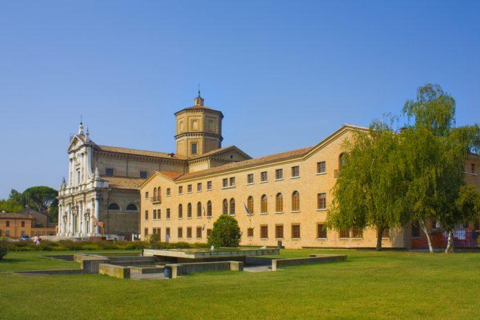 Mar, Museo d'arte della città di Ravenna (foto di repertorio lindasky76/Shutterstock.com)