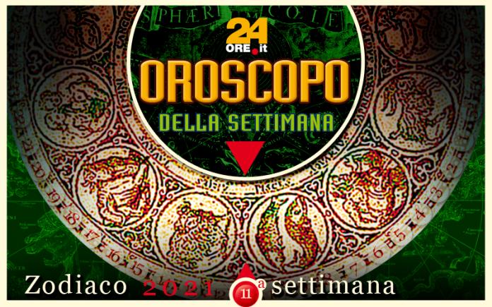 Oroscopo dal 17 al 23 marzo