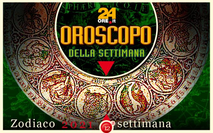 Oroscopo dal 24 al 30 marzo 2021
