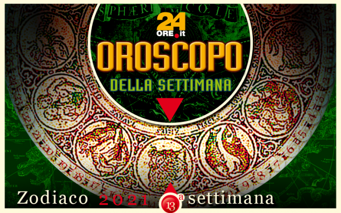 Oroscopo dal 31 marzo al 6 aprile 2021