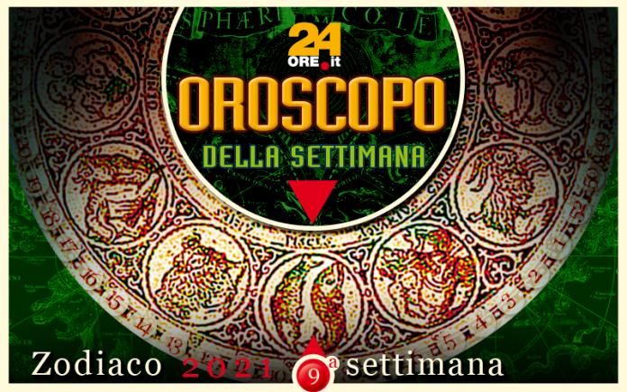 Oroscopo dal 3 al 9 marzo