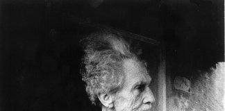 Ezra Pound (foto dalla pagina Facebook di Tessere del 900)