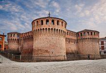 Rocca sforzesca Riolo Terme (Shutterstock.com)