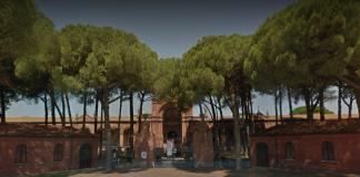 Cimitero di Ravenna (foto da Google Maps)