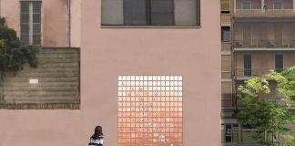 Mosaico per i 30 anni di Linea Rosa