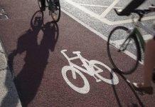 pista ciclabile biciclette