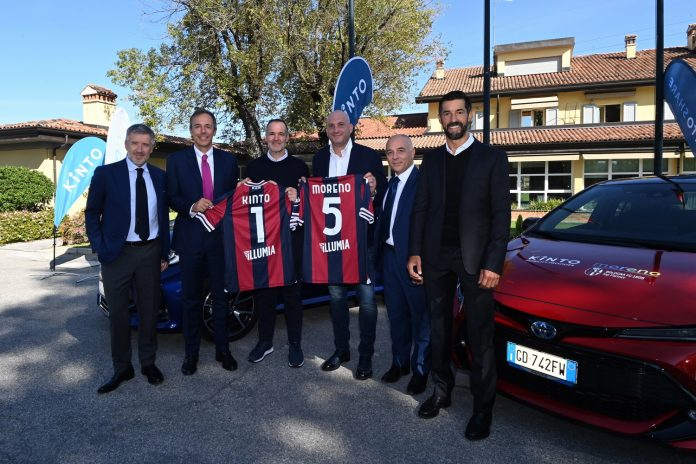 Affiliation for the 2021-22 season between Moreno Group and Bologna FC 1909 – Ravenna24ore.it